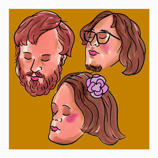 Gaelynn Lea Feat. Dave Mehling And Martin Dosh at Daytrotter Studios on Jul 22, 2017