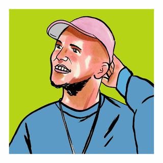 Kosha Dillz at Daytrotter Studios on Sep 25, 2017