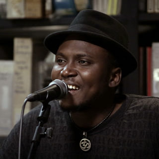 Songhoy Blues at Paste Studios on Sep 26, 2017