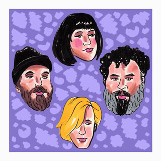 Dead Leaf Echo at Daytrotter Studios on Nov 6, 2017