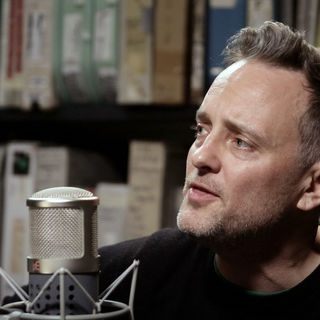 Dave Hause at Paste Studios on Nov 29, 2017