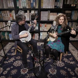 Bela Fleck & Abigail Washburn at Paste Studios on Dec 7, 2017