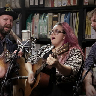 Front Country at Paste Studios on Dec 8, 2017