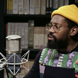 PJ Morton at Paste Studios on Dec 13, 2017