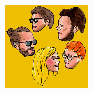 The Wildwoods at Daytrotter Studios on Dec 15, 2017