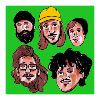 The Harmed Brothers at Daytrotter Studios on Mar 8, 2018