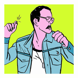 Theo Katzman and Four Fine Gentlemen at Daytrotter Studios on Mar 10, 2018
