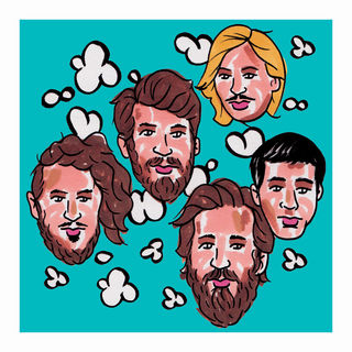 The Rubens at Daytrotter Studios on Mar 14, 2018