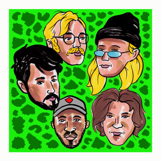 Hot Flash Heat Wave at Daytrotter Studios on Mar 20, 2018