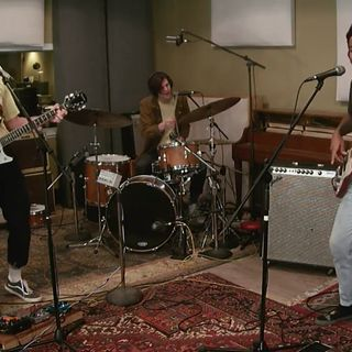 The Lonely Biscuits at Daytrotter Studios on Apr 17, 2018