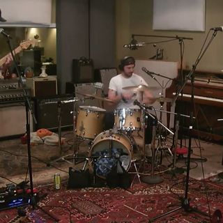 Engine Summer at Daytrotter Studios on May 12, 2018