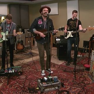 Red Wanting Blue at Daytrotter Studios on May 29, 2018