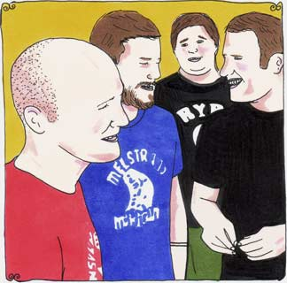 Maritime at Daytrotter Studio on Oct 8, 2007