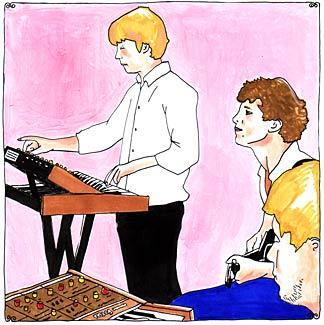 Sound Team at Daytrotter Studio on Nov 12, 2006