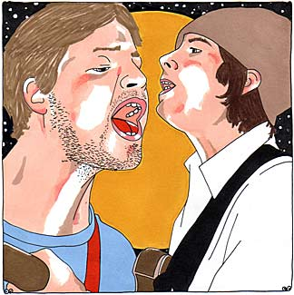Dr. Dog at Daytrotter Studio on Feb 18, 2007