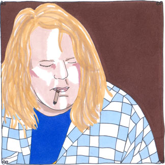 Jay Bennett at Daytrotter Studio on Apr 9, 2007