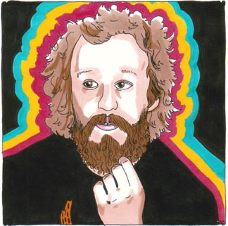 Phosphorescent at Daytrotter Studio on May 21, 2007