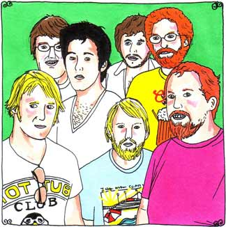 Blitzen Trapper at Daytrotter Studio on Sep 10, 2007