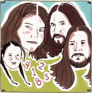 The Magic Numbers at Daytrotter Studio on Nov 16, 2007