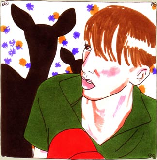Deerhunter at Daytrotter Studio on Nov 19, 2007