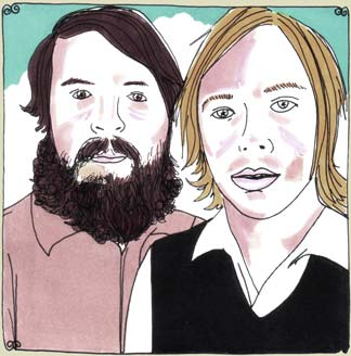 Nurses at Daytrotter Studio on Nov 21, 2007