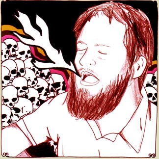 Brooks Strause at Daytrotter Studio on Dec 19, 2007