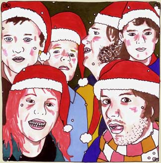Casper & The Cookies/Poison Control Center at Daytrotter Studio on Dec 24, 2007