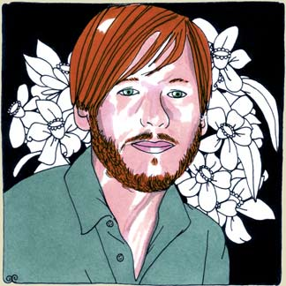 Kevin Devine at Daytrotter Studio on Feb 15, 2008