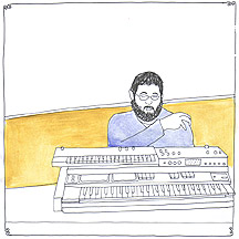 Casiotone For The Painfully Alone at Daytrotter Studio on May 14, 2006