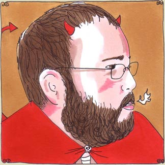 Casiotone For The Painfully Alone at Daytrotter Studio on Oct 31, 2007