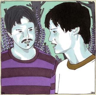 The Dodos at Daytrotter Studio on Feb 27, 2008