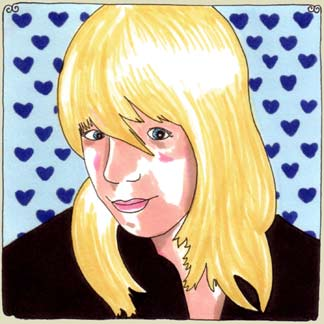 Basia Bulat at Daytrotter Studio on Mar 10, 2008