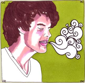 Sam Owens at Daytrotter Studio on May 9, 2008