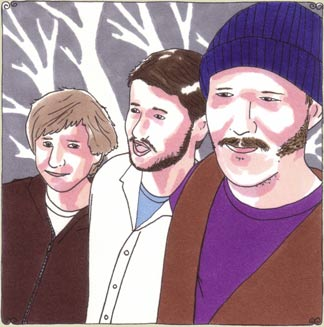 Bon Iver at Daytrotter Studio on Jul 21, 2008