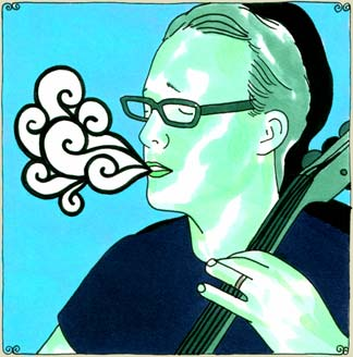 Ben Sollee at Daytrotter Studio on Aug 29, 2008