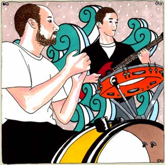 Cryptacize at Daytrotter Studio on Oct 15, 2008