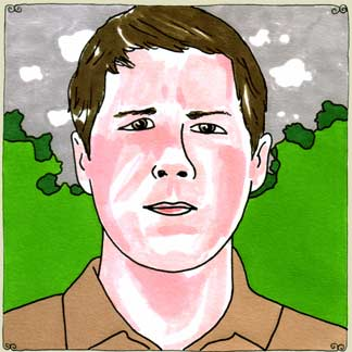 Damien Jurado at Daytrotter Studio on Dec 5, 2008
