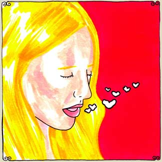 Lissie at Daytrotter Studio on Dec 20, 2008