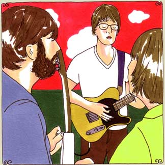 The Peekers at Daytrotter Studio on Dec 30, 2008