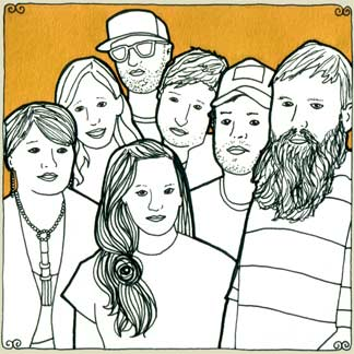 Stars Like Fleas at Daytrotter Studio on Jan 3, 2009