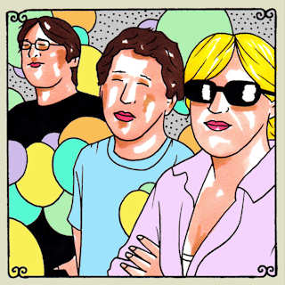 Yo La Tengo at Daytrotter Studio on Sep 4, 2013
