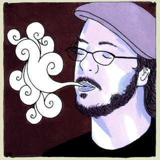 Amos Lee at Daytrotter Studio on Aug 8, 2010
