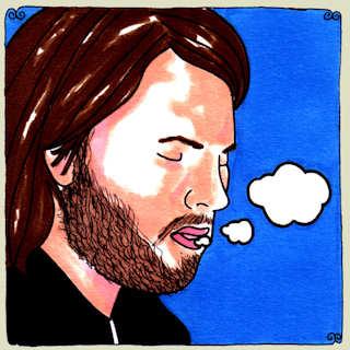 Ben Weaver at Daytrotter Studio on Mar 11, 2009