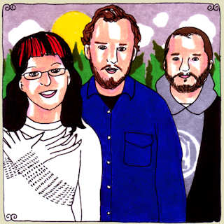 The Boxing Lesson at Daytrotter Studio on Feb 14, 2009