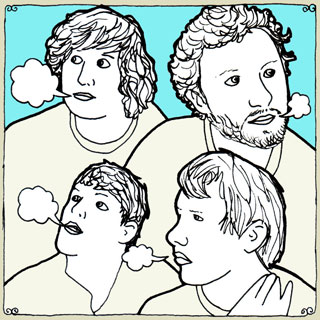 The Coast at Daytrotter Studio on Aug 1, 2009