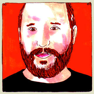 David Bazan at Daytrotter Studio on Sep 28, 2009