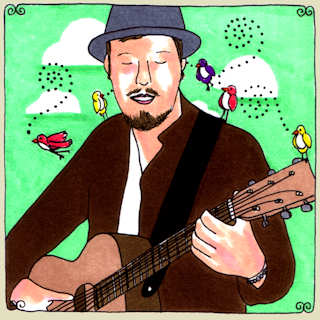 Greg Laswell at Daytrotter Studio on Feb 19, 2009