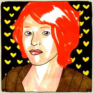 Haley Bonar at Daytrotter Studio on Feb 13, 2009