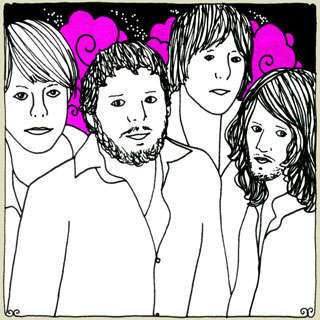Voxhaul Broadcast at Daytrotter Studio on Nov 8, 2009
