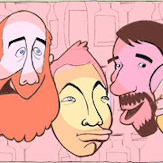 Les Savy Fav at Daytrotter Studio on Apr 30, 2008